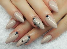 Nail Design Fullcover Nude