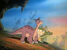 The Land Before Time. Wanted to watch this on netflix, but of course they only had the 7th or 11th one. LOL
