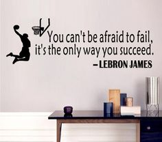 Oksale_¡ Basketball Dunk Sports Wall Stickers ,Words Decor Papers Decal DIY Decoration PVC Removable Bedroom Living Room Home Background Applique Mural * You can get more details here : home diy improvement