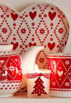 print & pattern: XMAS 2013 - house of fraser 'linea scandi' dishes & serveware collection