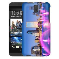 HTC Desire 610 Jacksonville Florida Skyline Trans Case