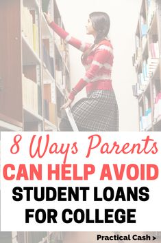 Don't let your college student drown in debt! Pin this for 8 Ways Parents Can Help College Students Avoid Student Loans Saving For College, College Hacks, College Life, Study College, College Loans, College Savings Plans, Types Of Education, Student Loan Debt, Budgeting Tips
