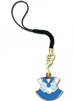 Sailor Moon Phone Charm - Sailor Mercury Costume