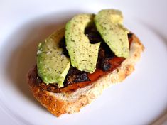 Bacon, Avocado, and Sun-Dried Tomato Sandwich from Serious Eats (http ...