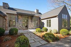 Wendy Posard designed house Ross California