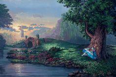 Dreaming Of Wonderland by Rodel Gonzalez [©2009]