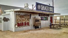 Gift Certificate for The Shack, BBQ. Locally owned and operated and located at  2309 N Frankford Ave. Valued at $25.00-Bidding starts at $5.00