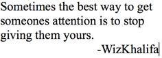 Wiz Khalifa Quote - Sometimes....