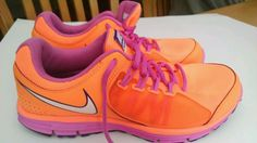 Nike Lunar Forever 3 Womens Running Shoes 631426-800 Orange Pink Size 8.5 in Clothing, Shoes & Accessories, Women's Shoes, Athletic | eBay