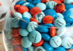 #Personalized #M&M's