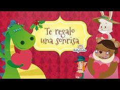 Villancico-Te regalo una sonrisa-Babyradio - YouTube Christmas Activities, Conte, Minions, Coloring Pages, Musicals, Spanish, Family Guy, Snoopy, Xmas