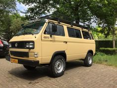 Volkswagen Caravelle C Syncro