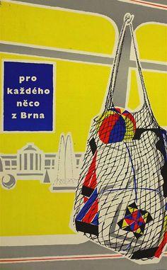 Plakát města Brna