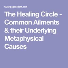 64 Best Metaphysical Illness images in 2019 | Doctors, Emotional