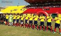 Selección Colombia reinicia trabajos en Cali para Sudamericano de Argentina  Colombia hará parte del Grupo A con sede en San Luis, junto a las selecciones de Argentina, Paraguay, Ecuador y Venezuela. El debut del equipo nacional quedó previsto para el martes 2 de abril ante Paraguay.