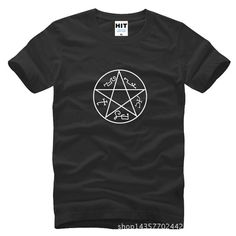 Promotion price Wicca Witch Pagan Magic Pentacle Circle Star Pentagram Supernatural Printed Mens Men T Shirt T-shirt Cotton Camisetas Hombre just only $10.14 - 10.67 with free shipping worldwide  #tshirtsformen Plese click on picture to see our special price for you