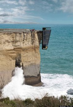 Cliff House  'Living On The Edge'