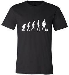 cool CR7 Soccer Evolution Unisex T-Shirt