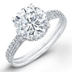 Best Classic Engagement Ring (tie) Norman Silverman