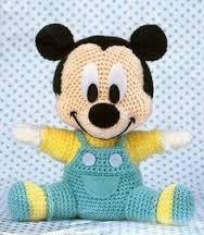Resultado de imagem para roupa de mickey linha modelo criar croche