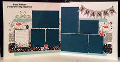 Hello! Today I ambringing you one of the layouts from my upcoming Swan Lake workshop. This is one of three layouts that I will be doing and...
