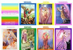 arcangeles | LOS ARCÁNGELES NOS ACOMPAÑAN Y NOS BENDICEN | Creer para Crear