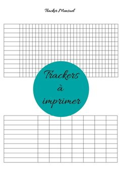 bullet journal trackers à imprimer gratuitement Diy Organisation, Notebook Organization, Planner Pages, Planner Stickers, Bujo, Diy Agenda, Daily Mood, Flylady, Bullet Journal Inspiration