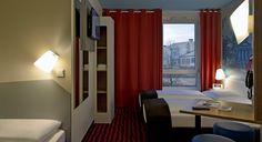 Familienzimmer für 3 Personen im B&B Hotel Bad Homburg