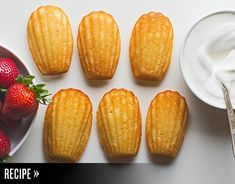 How to Make Madeleines | Tasting Table Recipe