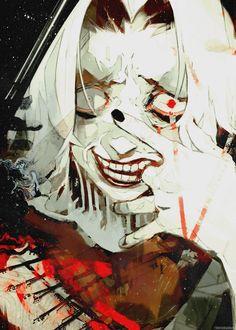 TOKYO GHOUL - 東京喰種 Tokyo Ghoul: Re || Volume 3 Cover || Takizawa Seidou