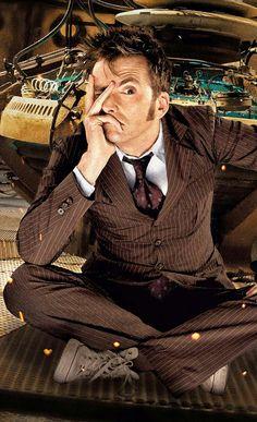 DOCTOR 10 DAVID TENNANT