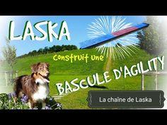 Laska vous montre comment construire une bascule d'agility [TUTO] #65 - YouTube