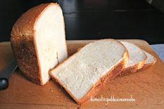 wu pao-chun champion toast | a review of the panasonic bread maker | The Domestic Goddess Wannabe