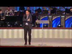 DANILO MONTERO en Lakewood Church 2017 Dejate Enamorar Por Dios - YouTube