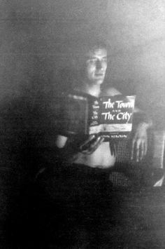 Neal Cassady reading from The Town and the City by Jack Kerouac 1950