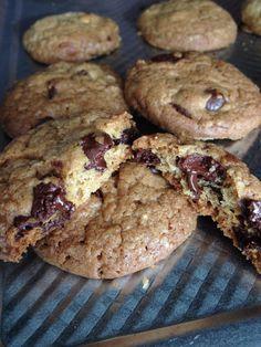 Cookies com gotas de chocolate Belga
