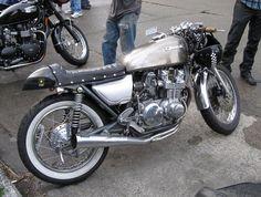 Custom Kawasaki KZ 650 Cafe Racer | Cool Tank