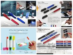 Pen and Highlighter Sets