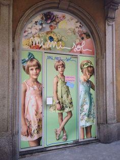 Opening soon!! Milano, Via Borgospesso angolo via della Spiga.