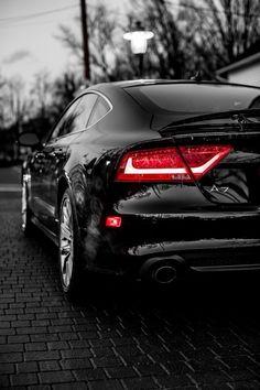 Audi A7. Love this car!