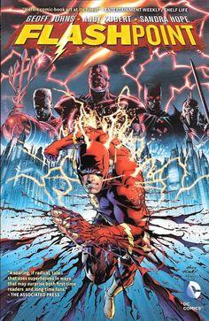Flashpoint TP DC Comics