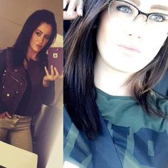 Jenelle looking absolutely beautiful these days!  #teenmom2