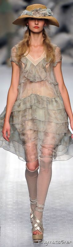 Antonio Marras Spring Summer 2010 Ready-To-Wear