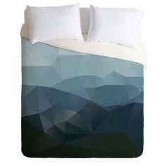Three Of The Possessed First Light Duvet Cover | DENY Designs Home Accessories
