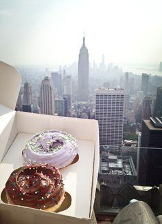 Last day in New York
