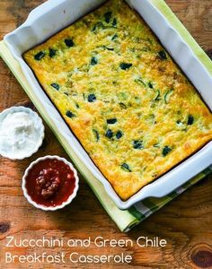 Basic Instructions and Recipes for Low-Carb Breakfast Casseroles (South Beach Phase One, Gluten-Free)  [from KalynsKitchen.com]