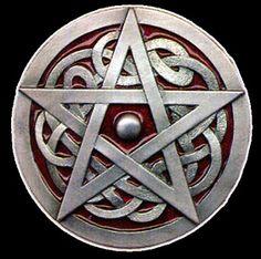 Wiccan religious symbol