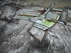 // Edward Burtynsky WATER: Colorado River Delta #8—Salinas, Baja, Mexico, 2012