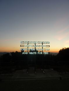 Straddling the boundary of poetry and art Robert Montgomery's work for Atelier Persol is inspired by sunlight @Persol Eyewear Eyewear