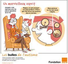 bande dessinées los lunes de lautismo autisme fondation orange